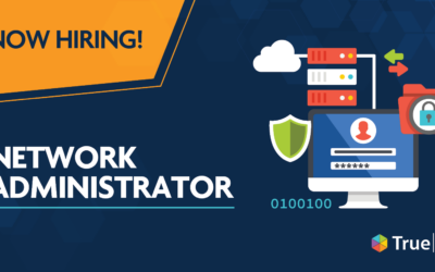 Join our team – Network Administrator